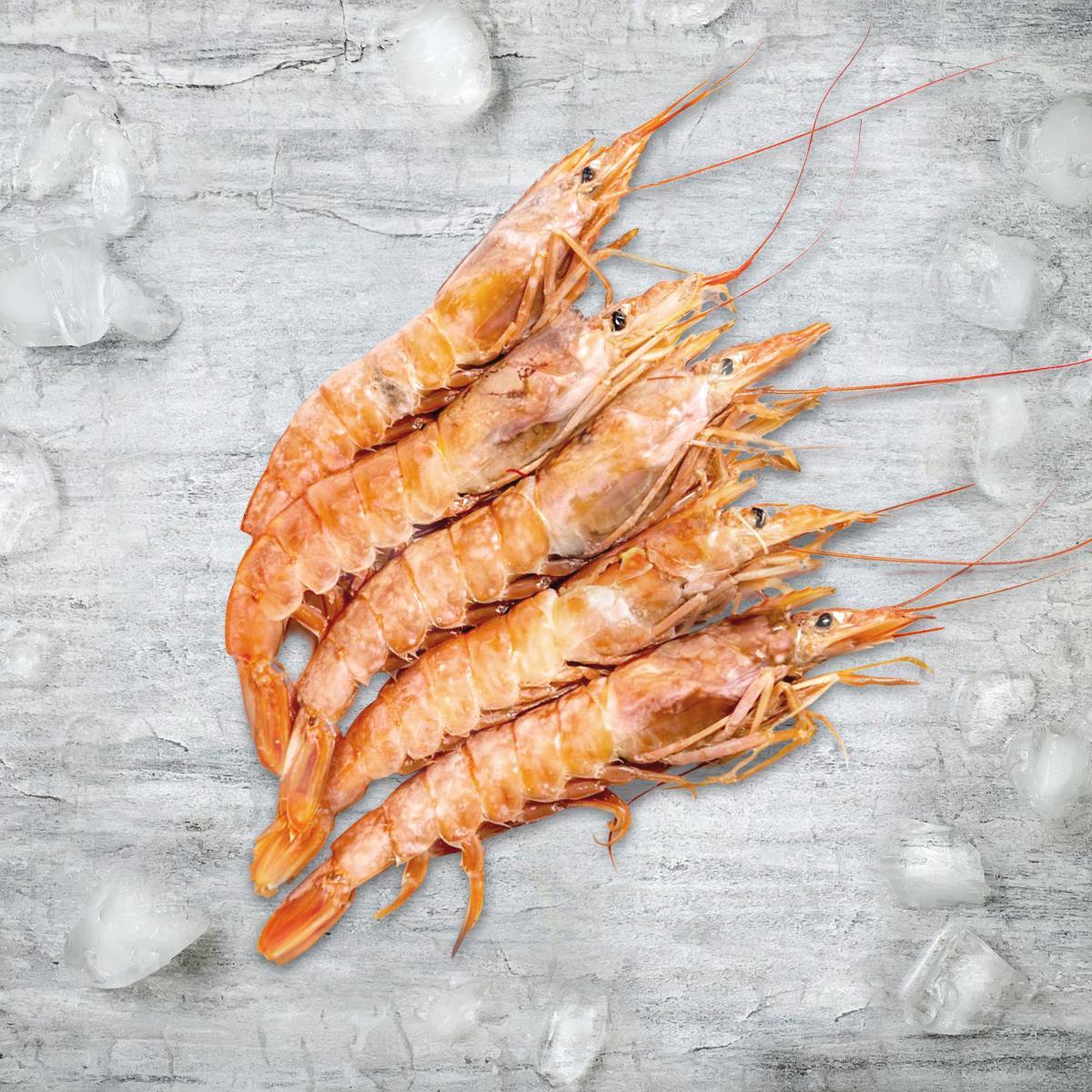 Креветка Лангустино L3 31/40, 2 кг (6*2 кг)
