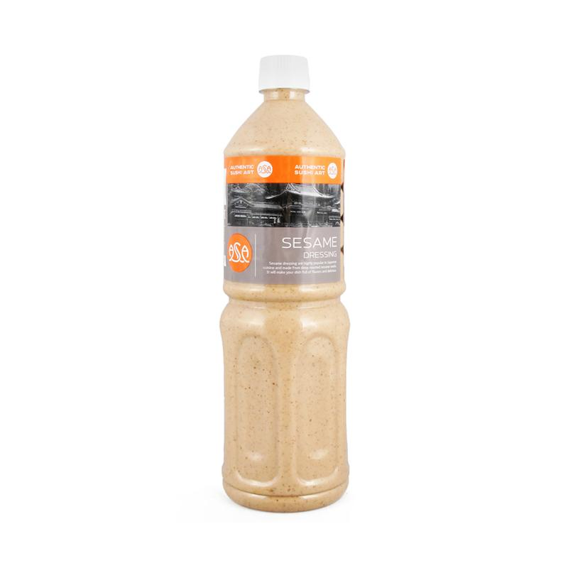 Соус кунжутный АСА 1 л (9шт/кор)