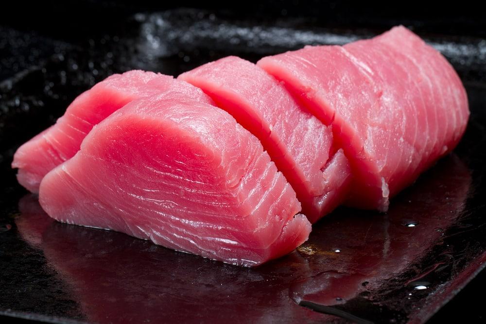 Филе тунца с/м  (стейки) 500 гр.(10 кг/кор)