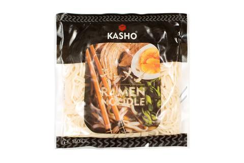 Лапша пшеничная вареная Рамен, 150 гр, Kasho (72 шт/кор) изображение 1
