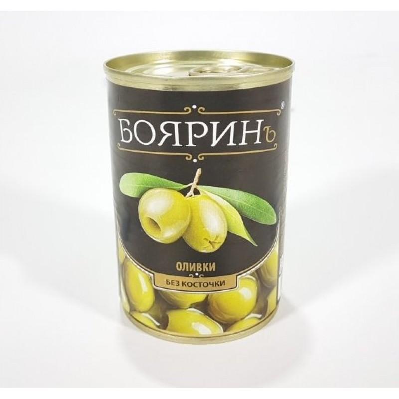 Оливки б/к ж/б  300 мл (12шт/кор) изображение 1