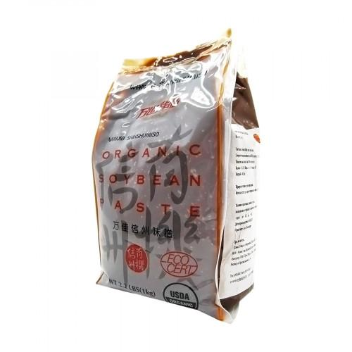 Паста соевая  Aka Miso темная 1 кг /10