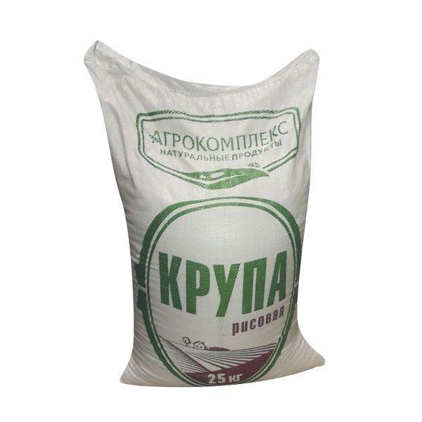 Рис Агрокомплекс Краснодар, 1 сорт/ 25 кг. изображение 1