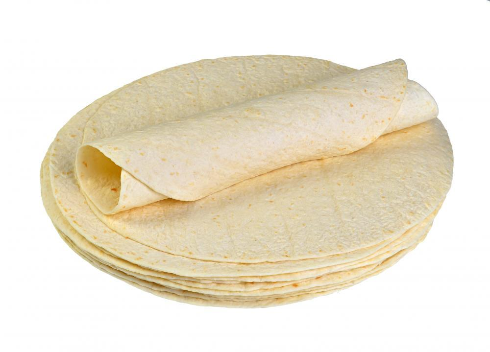 Тортилья пшенич. 10 дюйм. 0,8 кг. (16 шт/кор)