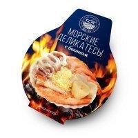 Морские деликатесы Kor Sea Co, Бекон (235 гр/шт)