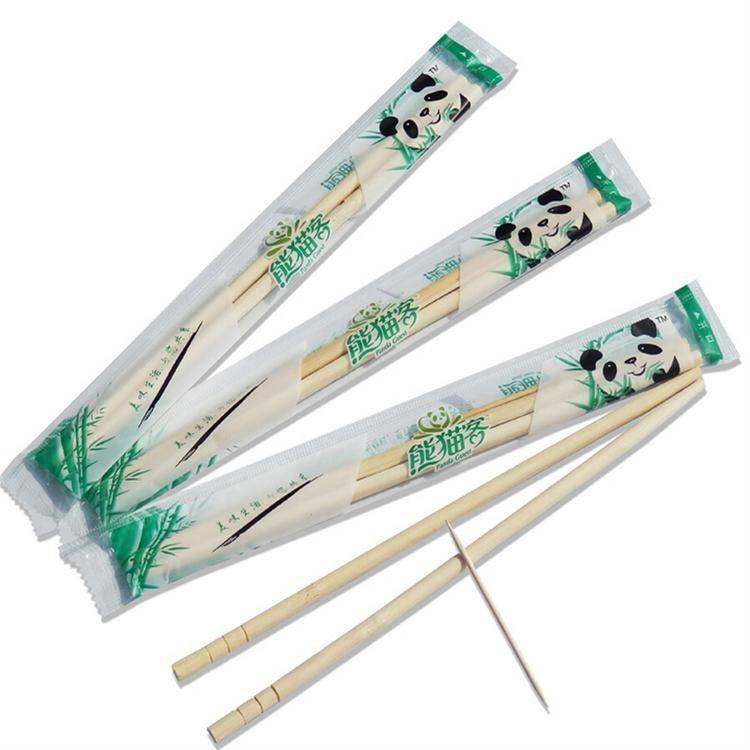 Палочки бамбук  круглые, 20 см проз/уп (1 уп/100 шт/30шт/кор)