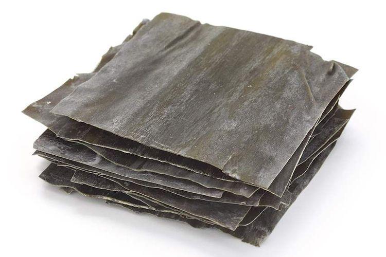 Водоросли Kombu 1 кг (10 шт/ кор)