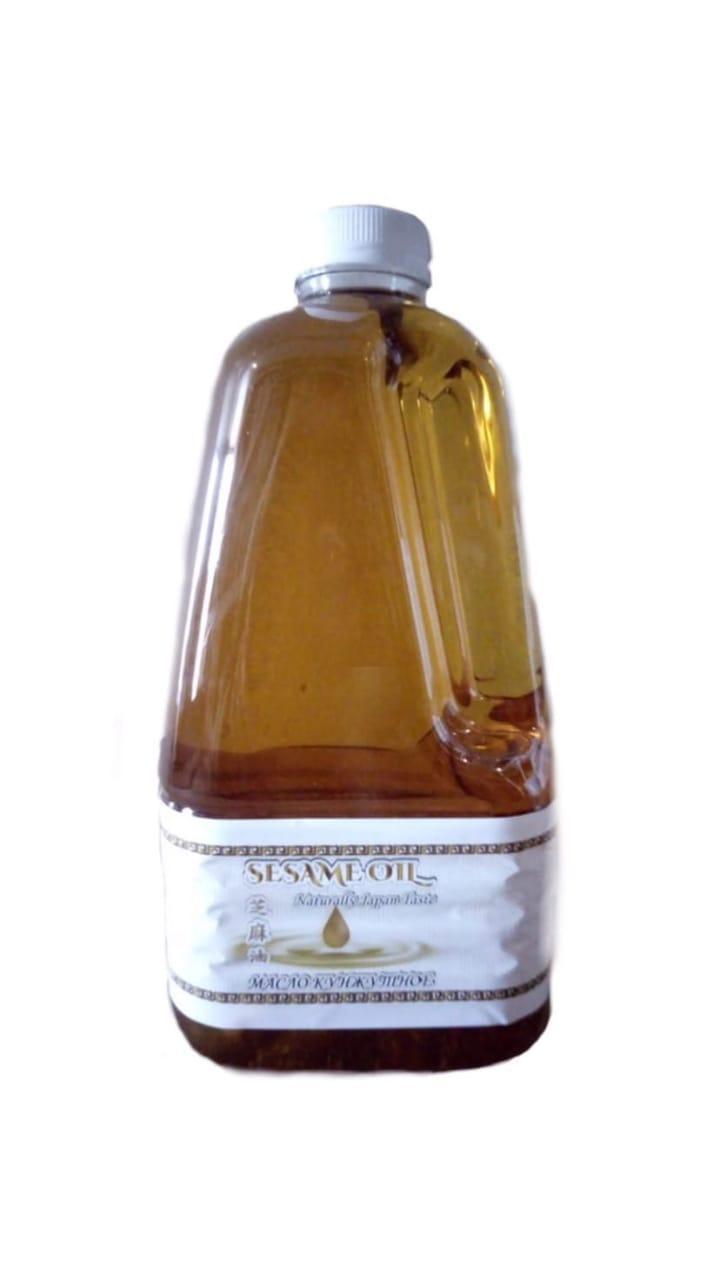 Масло кунжутное Каминари 1,9 л. (9 шт./ кор)