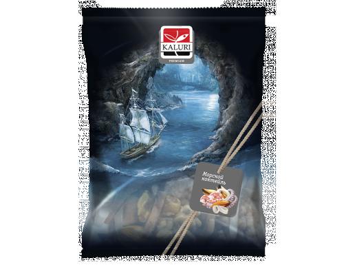 Морской коктейль с/м  KALURI 1 кг. (4 кг/кор)