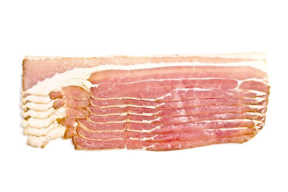 Грудинка свиная в/к (бекон) Ремит, 1 кг (6 шт/кор) изображение 1