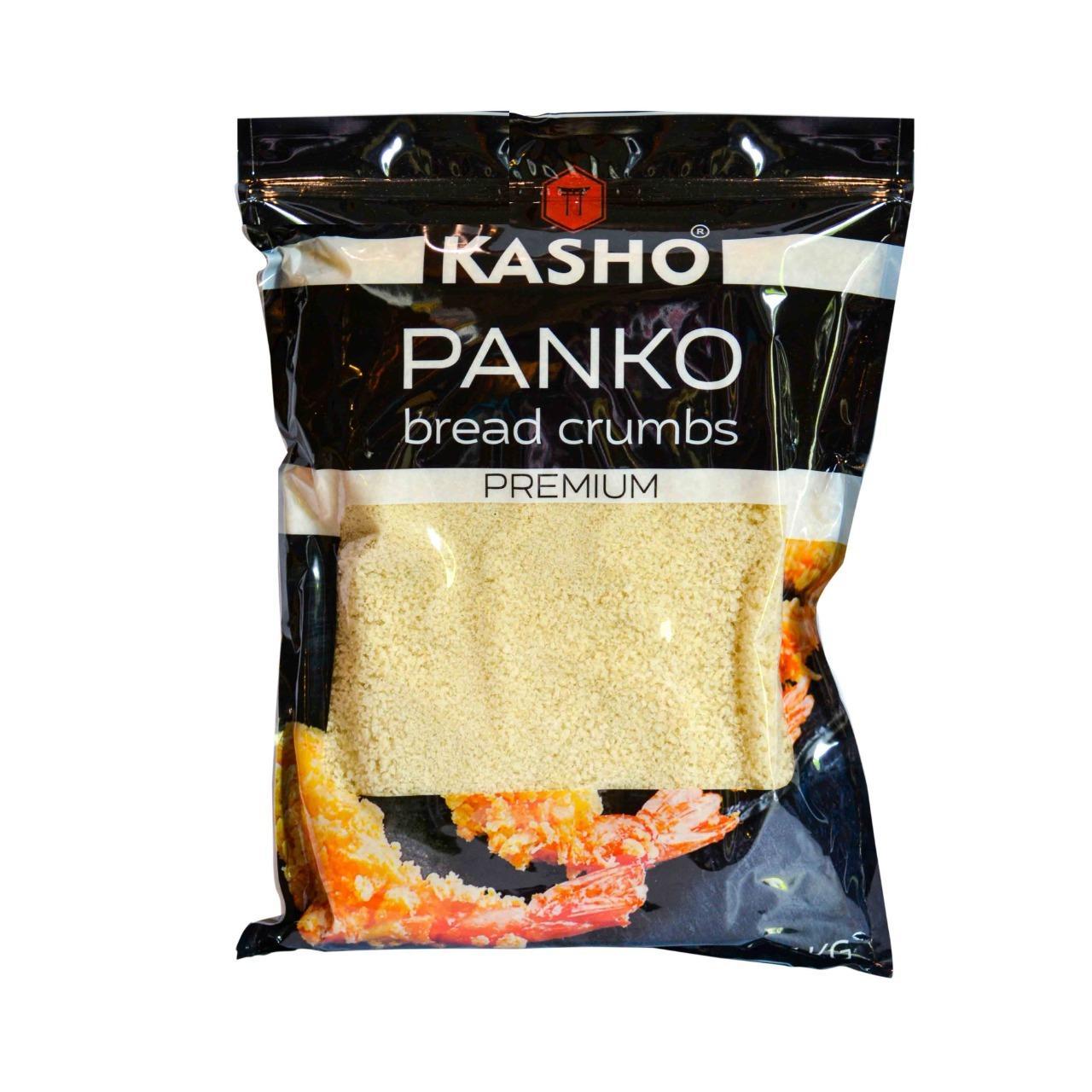 Сухари панировочные Панко Kasho1 кг. (10,0 кг/кор)